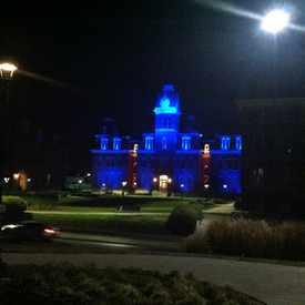 Photo of Woodburn Hall, Morgantown, WV