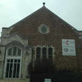 Photo of United Methodist church Worth, Il