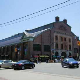 Photo of St. Lawrence Market in Waterfront Communities-The Island