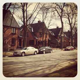 Photo of Walkerville Townhouses
