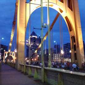 Photo of Roberto Clemente Bridge