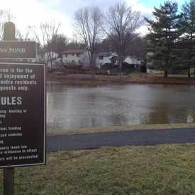Photo of Burke Centre Bass Pond