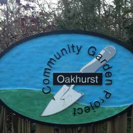Photo of Oakhurst Community Garden