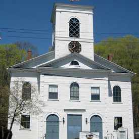 Photo of First Congregational Church