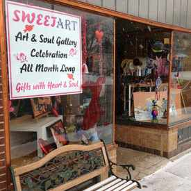 Photo of Art & Soul Gallery LLC in Washington Heights