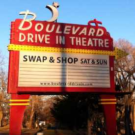 Photo of Boulevard Drive-In Theatre