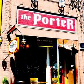 Photo of The Porter Beer Bar in Inman Park