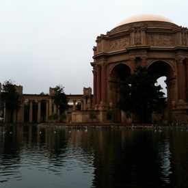Photo of Palace of Fine Arts Park in Presidio