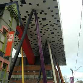 Photo of OCAD University in Kensington-Chinatown