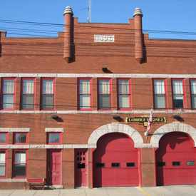 Photo of Greeneville Fire Station