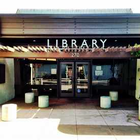 Photo of Palo Alto Downtown Library in University South