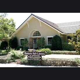 Photo of Montecito Library