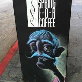 Photo of Spring For Coffee in Downtown