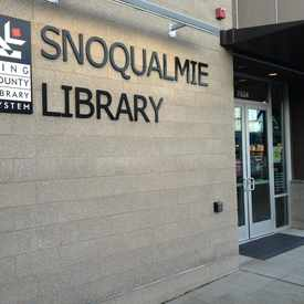 Photo of Snoqualmie Library