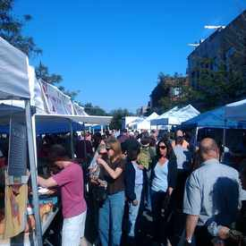 Photo of Andersonville Farmers Market in Wrigleyville