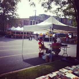 Photo of Pilsen Farmers Market in West Pullman