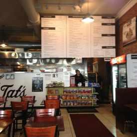 Photo of Tat's Deli in Downtown