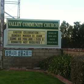 Photo of Valley Community Church in Newhall