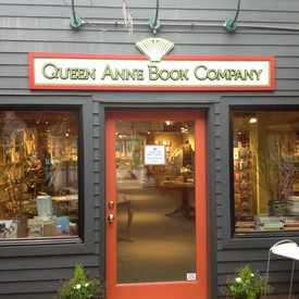 Photo of Queen Anne Book Company in West Queen Anne