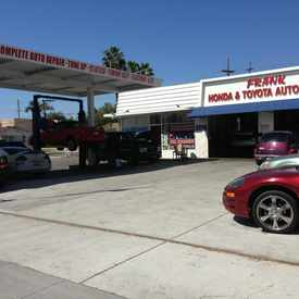 Photo of Frank Honda & Toyota Auto Repair in Normal Heights