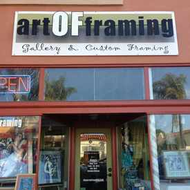 Photo of Art of Framing in Normal Heights
