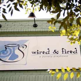 Photo of Wired & Fired A Pottery Playhouse in Marietta Street Artery
