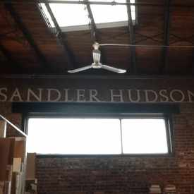 Photo of Sandler Hudson Gallery in Marietta Street Artery