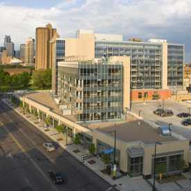 Photo of North Memorial Clinic - Northeast in East Bank/Nicollet Island