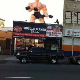 Photo of Muscle Maker Grill in North Ironbound