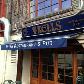 Photo of Kells Irish Restaurant & Pub in Downtown