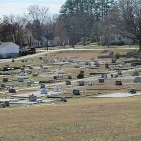 Photo of West View Cemetery, Walhalla SC