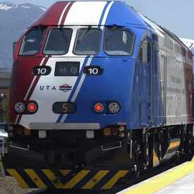 Photo of Orem Frontrunner Statio