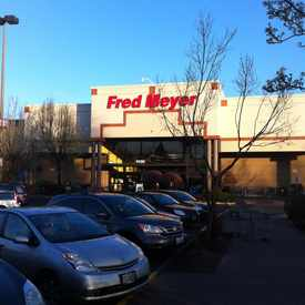Photo of Fred Meyer in Sullivan's Gulch