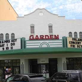 Photo of Garden Theatre