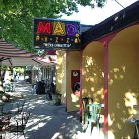 Photo of Mad Pizza - Madison Park in Madison Park