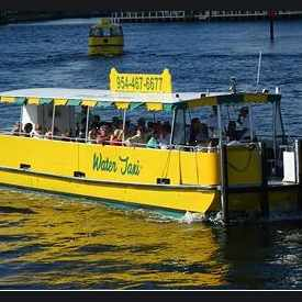 Photo of Water Taxi Hollywood Beach
