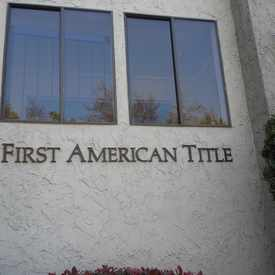 Photo of First American Title Company in Montclair Business