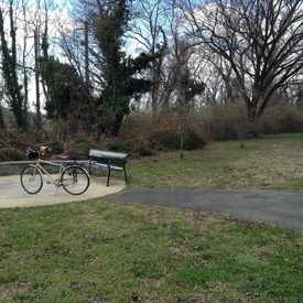 Photo of Anacostia Riverwalk Trail in Barney Circle