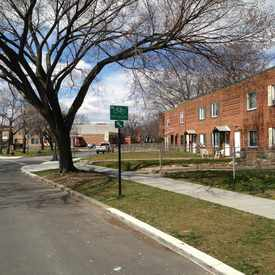 Photo of Oklahoma Ave. & D St. NE in Kingman Park