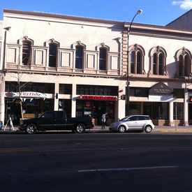 Photo of cross street  on san jose  in Downtown