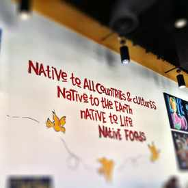 Photo of Native Foods Cafe in Wicker Park
