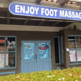 Photo of Enjoy foot Massage