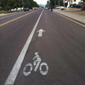 Photo of Bike Lane in Northpointe
