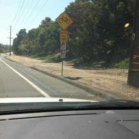 Photo of Daly Center Rd in Serra Mesa