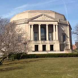Photo of Severance Hall in University District