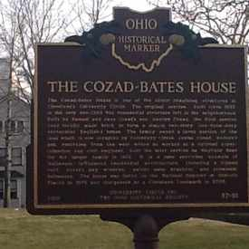 Photo of Cozad-Bates House in University District