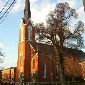 Photo of St Mary's Catholic Church in German Village Commission