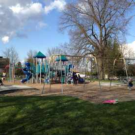 Photo of Beacon Hill Playground in North Beacon Hill