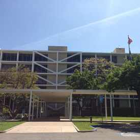 Photo of Costa Mesa City Hall