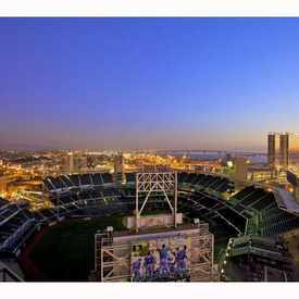 Photo of Petco Park in East Village